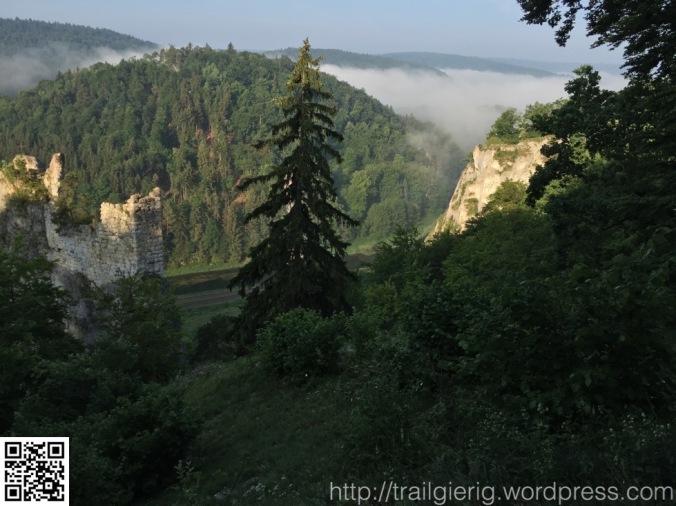 Blick aufs Donautal