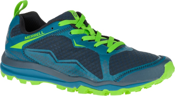 Merrell Ms Allout Crush Light bright green 100 EUR