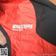 Gore Windstopper AS Weste