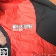 Gore Windstopper AS Weste