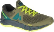 Merrell Ms Agility Charge Peak_dark olive
