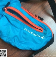 rechte Hüfttasche
