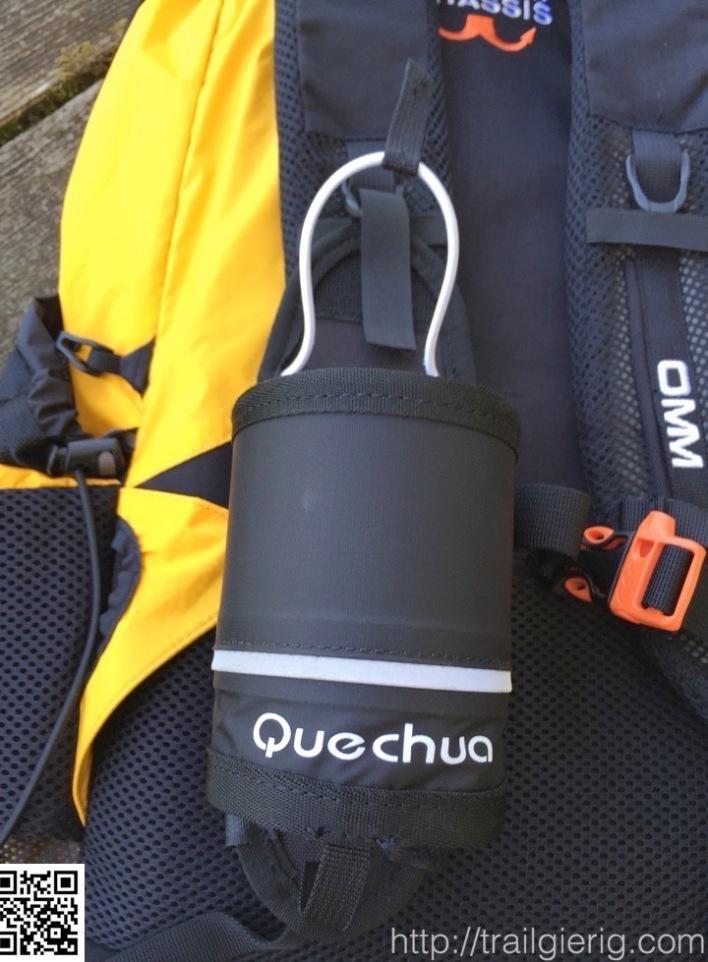 Quechua Flaschentasche
