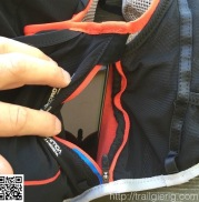 """RV-Tasche mit 5"""" Smartphone"""