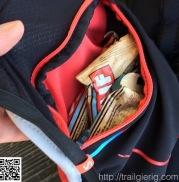 RV Tasche mit 3 Riegeln