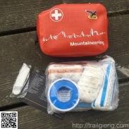 Inhalt des Salewa Mountaineering