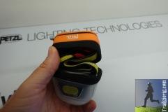 Box für Stirnlampe