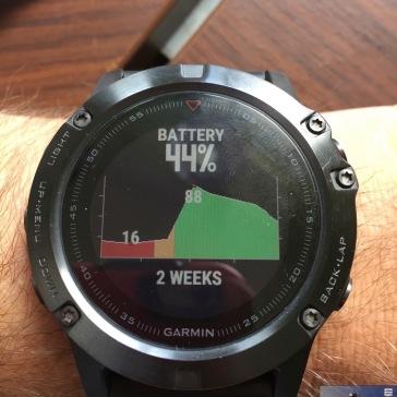 Battery Widget (iQ)