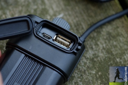 """Powerbank"" in der HP30R"