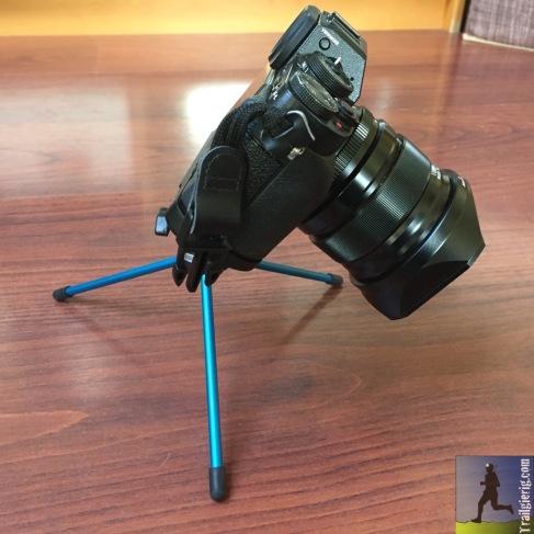 Fuji X-T1 mit schwerem 1.4/16mm